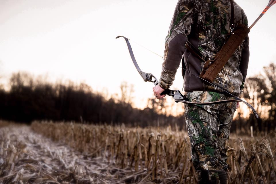 What is a good deer hunting with bow?