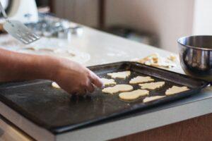 pet-safe Christmas cookies